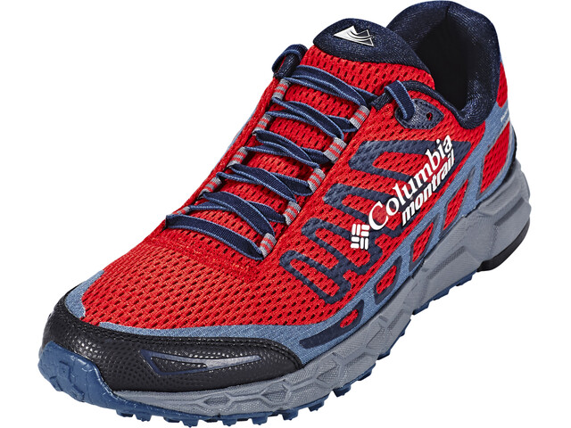 Columbia Bajada III Shoes Men Bright Red/Lux